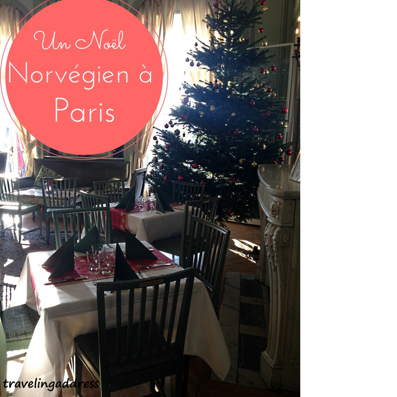 un-noel en norvège à Paris